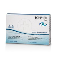 EPSILON HEALTH - TONIMER Ophthalmic Wipes - 16τεμ.