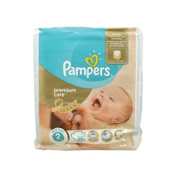 PAMPERS PREMIUM CARE 20's No2 3-6 kg