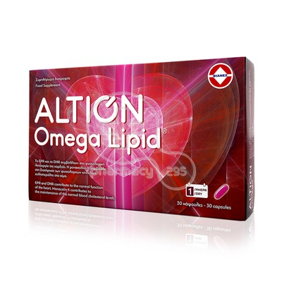 ALTION - Omega Lipid - 30softgels