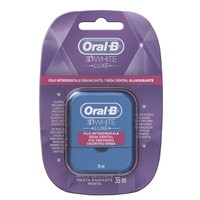 ORAL-B DENTAL FLOSS 3D-WHITE 35M