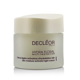 Decleor Hydra Floral 24hr Moisture Activator Light Cream 50ml/1.69oz.