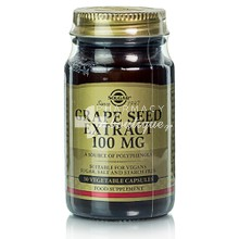 Solgar GRAPE SEED EXTRACT 100mg, 30caps