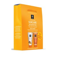 APIVITA SUNCARE FAMILY PACK (KIDS FACE&BODY SPF50 150ML+FACE&BODY SPF30 150ML)