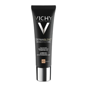 VICHY Dermablend 3D correction fond te teint oil-free No45 gold Spf25 30ml