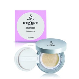 Youth Lab. Check-Matte Compact Case Combination_Oily Skin 12ml