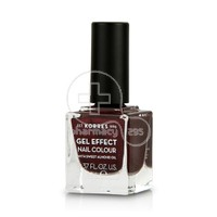 KORRES - GEL EFFECT Nail Colour No54 Festive Red - 11ml