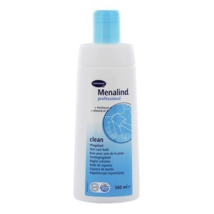 Hartmann menalid clean shower bath 500ml