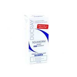 Ducray Squanorm Σαμπουάν Ξηρή Πιτυρίδα 200ml
