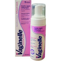 VAGINELLE FEMININE WASH FOAM 150ML
