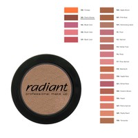 RADIANT BLUSH COLOR No135-BRILLIANT BRONZE