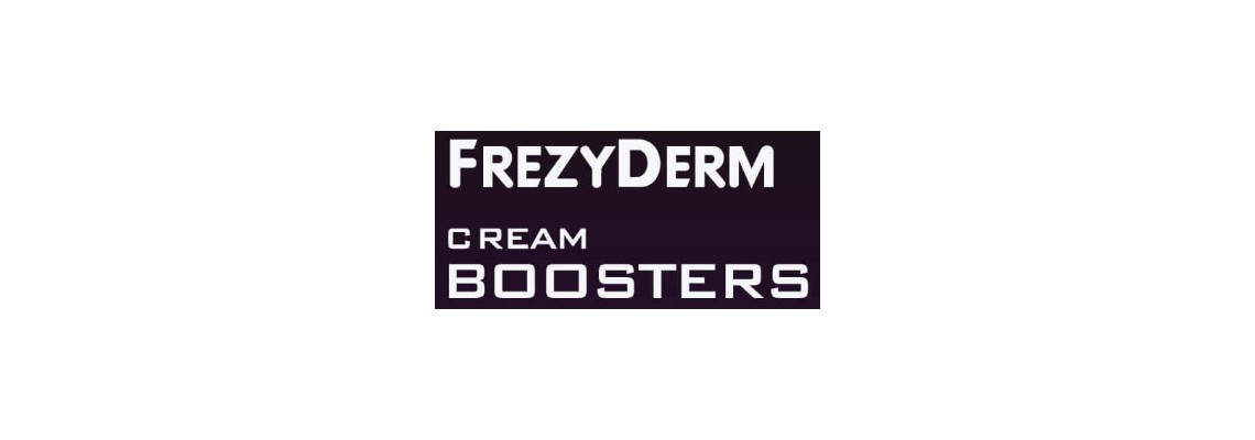 FREZYDERM BOOSTERS & ΕΝΥΔΑΤΩΣΗ