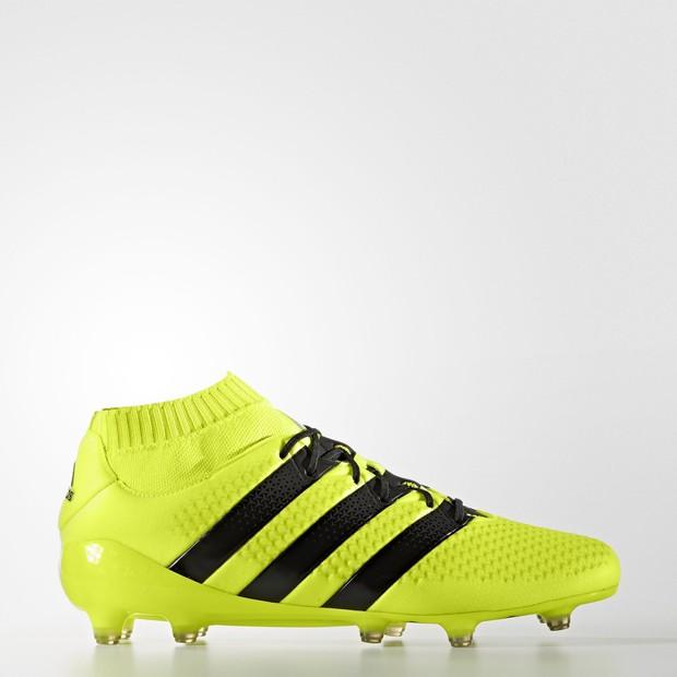 check out ce154 0fd51 Adidas Ftb Ace 16.1 Primeknit - Famous Sports - Sportswear ...