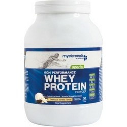 My Elements High Performance Whey Protein Delicious Vanilla 900gr