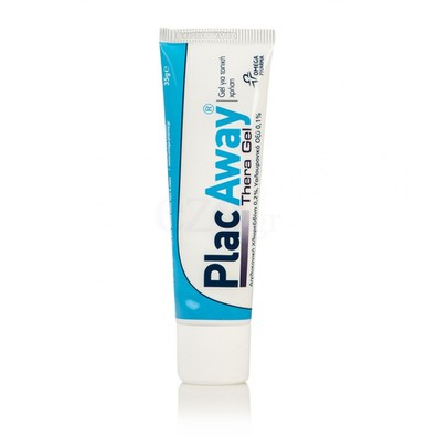 Omega pharma plac away thera gel 35g