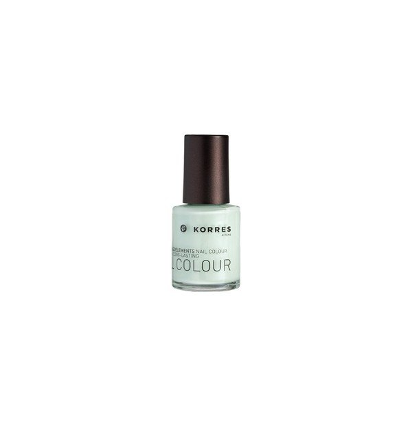 KORRES MAQ. NAIL COLOR Ν35 PASTEL MINT 10ML