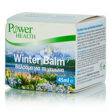 Power Health Winter Balm - Κρυολόγημα, 50gr