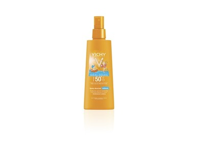ΝΕΟ Ideal Soleil Spray SPF 50+