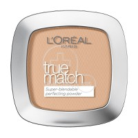 L'OREAL PARIS - TRUE MATCH Super Blendable Perfecting Powder No4N (Beige) - 9gr