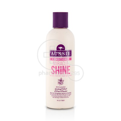 AUSSIE - MIRACLE SHINE Conditioner - 250ml