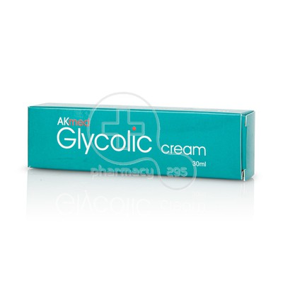 AKMED - Glycolico Cream - 30ml