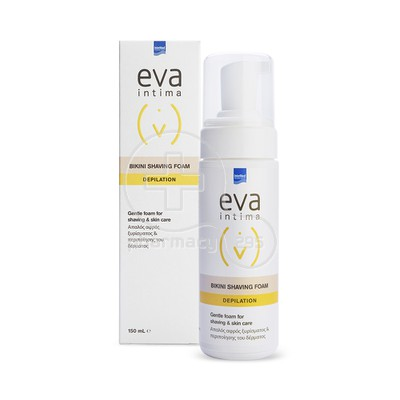 INTERMED - EVA INTIMA BIKINI Shaving Foam - 150ml