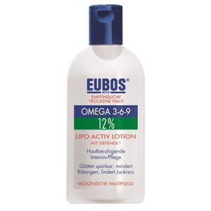 EUBOS Omega 3-6-9 12% Lipo Active lotion 200ml