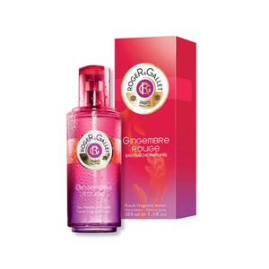 Roger   gallet gingembre rouge eau freiche 100ml