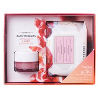 KORRES ΡΟΔΙ FACE CREAM-GEL (OILY&COMBINATION SKIN) 40ML (PROMO+CLEANSING WIPES)