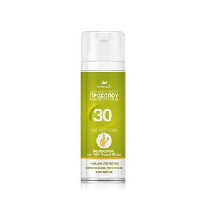 Sunscreen day cream spf30