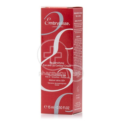 EMBRYOLISSE - Re-Densifying Eye and Lip Contour Cream - 15ml