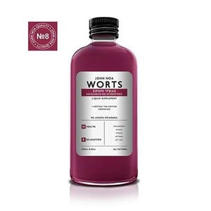 Worts no8 siropi ygeias katallilo os ancholytiko 250ml enlarge