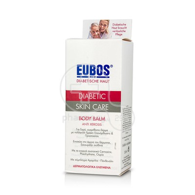 EUBOS - DIABETIC SKIN CARE Body Balm Anti-Xerosis - 150ml