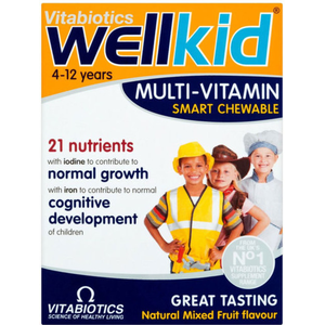 Wellkid multi vitamin  30caps