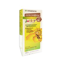 ARKOPHARMA ARKOROYAL JUNIOR (VITAMIN COMPLEX+ROYAL JELLY) 150ML