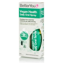 BetterYou Vegan Health Daily Oral Spray, 25ml