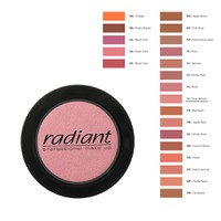 RADIANT BLUSH COLOR No117-ROSY APRICOT