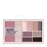 MAYBELLINE - THE CITY KITS ALL IN ONE Eye & Cheek Palette (Pink Edge) - 12gr