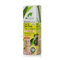 DR. ORGANIC - TEA TREE Face Wash - 200ml