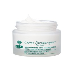 Nuxe Crème Nirvanesque Εnrichie anti-wrinkle cream for dry skin +25 years  50ml