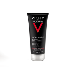 VICHY HOMME SHOWER GEL FOR MEN