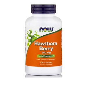 Now foods hawthorn 540mg