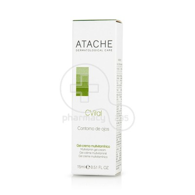 ATACHE - C VITAL Eye Serum - 15ml