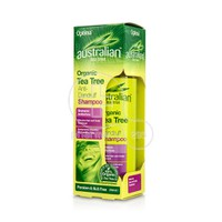 OPTIMA - AUSTRALIAN TEA TREE Anti-Dandruff Shampoo - 250ml