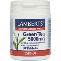 Lamberts Green Tea 5000mg 60 Ταμπλέτες