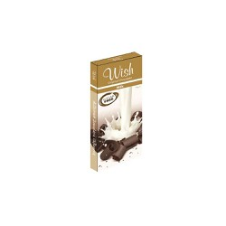 Wish Delicious Milk Chocolate With Maltitol Sweetener 1 picie