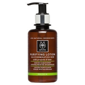Apivita purifying lotion for oily combination skin 200ml