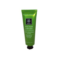 Apivita Face Mask With Aloe Moisurizing 50ml