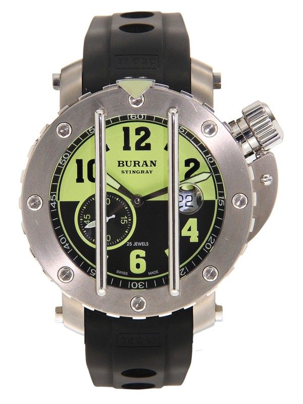 Stingray Automatic Titanium