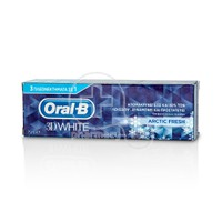 ORAL-B - 3D WHITE Arctic Fresh - 75ml