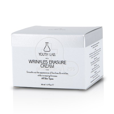 YOUTH LAB - Wrinkles Erasure Cream - 50ml